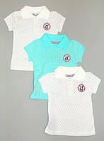 Детская футболка девочка от 1 до 4 лет 1, Белый