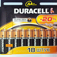 DURACELL LR6 AA (18шт), фото 1
