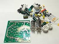 КИТ, набор ламповый стерео предварительный усилитель на 6J1.