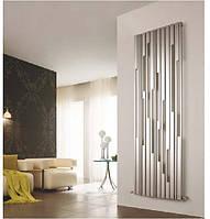 Дизайн радиатор Cordivari Inox Stradivari (Италия) вертикальный, матовый