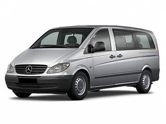 ШумоизоляцияMercedes-Benz Vito