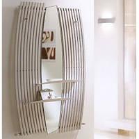 Дизайн радиатор Cordivari Inox Renee (Италия) полированный, фото 1