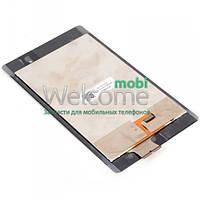 Дисплей (экран) + сенсор (тач скрин) Asus ME571K Google Nexus 7 NEW (2 поколение 2013) black