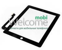 Сенсор (тач скрин) Apple iPad 3, iPad 4 black