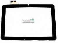 Сенсор (тач скрин) Acer Iconia Tab A510, A511, A700, A701 black (оригинал)