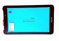 Сенсор (тач скрин) Asus ME170CG, FE170CG, FE7010CG FonePad 7, K012, K01A (p, n:5581L FPC-1) black (оригинал)