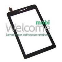 Сенсор (тач скрин) Lenovo IdeaPad S5000 black (оригинал)
