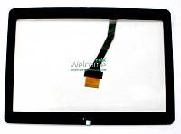 Сенсор (тач скрин) Samsung N8000 Galaxy Note, N8010 Galaxy Note, P5100 Galaxy Tab 2 black (оригинал)