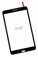 Сенсор (тач скрин) Samsung T330 Galaxy Tab 4 8.0, Wi-fi, black (оригинал)