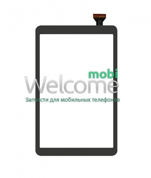 Сенсор Samsung T560 Galaxy Tab E 9.6, T561 Galaxy Tab E black (оригина