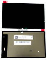 Дисплей (экран) Lenovo A5500, A8-50 black (hx 080wq06) (оригинал)