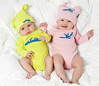 Как подобрать и купить в интернет-магазине «ТОПОТУН» детскую одежду для новорожденных.