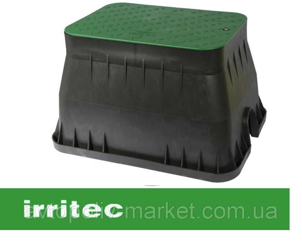 Клапанный бокс STANDARD 465х325 мм (квадратный)