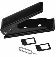 Ножницы для обрезки сим карты Nano sim cutter Baku BK-7291 для iPhone 5 5s 6 6+