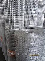Сетка сварная оцинкованная 25х25х1,0, фото 1