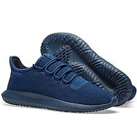 Кроссовки мужские Adidas TUBULAR Shadow KNIT Cardboard син