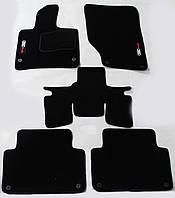Коврики в салон Audi Q7 2006- (5 шт.) Ciak