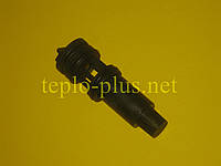 Фильтр и устройство Вентури в сборе (картридж ГВС с турбинкой) 710048100 Westen Pulsar D, Baxi Fourtech, фото 1