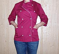 Куртка повара х/б р.р. 40-56 женская