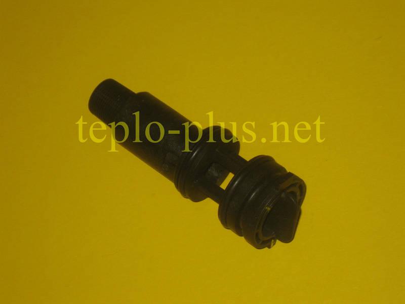 Фильтр и устройство Вентури в сборе (картридж ГВС с турбинкой) 710048100 Westen Pulsar D, Baxi Fourtech, фото 2