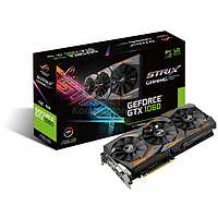 Видеокарта ASUS GeForce GTX 1060 STRIX OC 6GB GDDR5