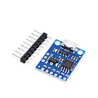 Digispark kickstarter Micro ATTINY85 модуль