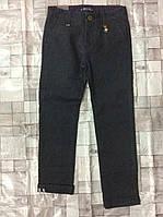 Котоновые брюки для мальчиков  134 см