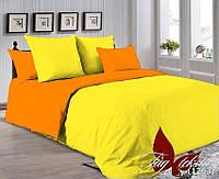 2х-спальный комплект постельного белья P-0643(1263)