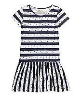 Платье детское морское для девочки H&M 2-6 лет