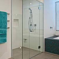 Стеклянные двери для душа и ванной