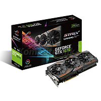 Видеокарта ASUS GeForce GTX 1070 STRIX OC 8GB GDDR5 VR Ready