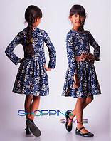 Нарядное платье для девочки(3,4,5,6 лет)