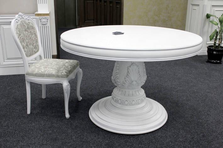 Кухонный стол из натурального дерева, фото 2