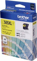 Картридж Brother MFC-J2310/J3520 XL (LC565XLY) yellow