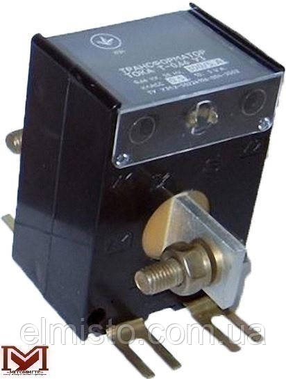Трансформатор струму Т-0,66 600/5 кл. т. 0,5 S мідна шина
