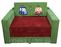 Малютка диван Машинки