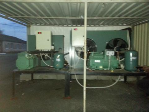 Агрегаты компрессорные с конденсатором воздушного охлаждения - ООО АгроПромХолод в Днепре