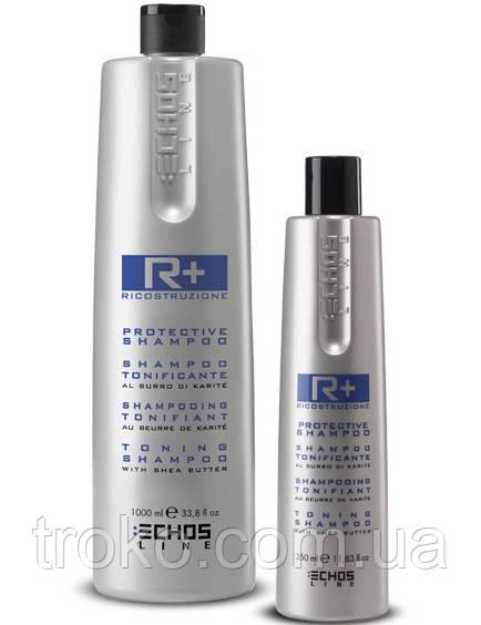 Защитный шампунь Echosline R+ Protective Shampoo 1000 мл