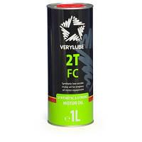 Verylube Oil 2T FC Синтетическое малодымное масло для 2-тактных двигателей мототехники