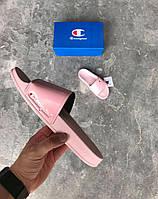 "Сандали Champion sandals ""Naked/Powder"". Живое фото. Топ качество! (Реплика ААА+)"