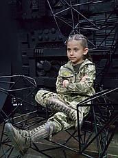 Комбинезон детский камуфляж Пиксель, фото 3