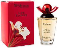 Женская парфюмированная вода 10 av.Life Flower W 90 ml