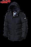 Куртка зимняя мужская Braggart Dress Code - 2609A черная