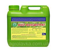 Рост-Концентрат 10л (15+7+7), комплексное органо-минеральное  удобрение на основе гумата калия