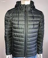 Мужская куртка Black Vinyl C17-1239C