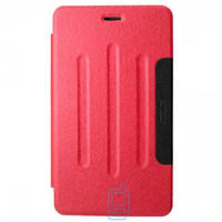 Чехол-книжка для Asus Fonepad 7 FE-171 пластиковая накладка Folio Cover красный