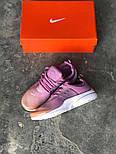 "Женские кроссовки Nike Air Presto Ultra Br ""Sunset Glow"". Живое фото. Топ качество! (Реплика ААА+), фото 3"