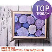 Поднос с подушкой Космические камни / аксессуары для дома