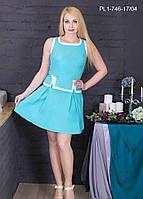 Костюм женский оптом Бетани красивый, модный, фасон в размерах от 42 до 48