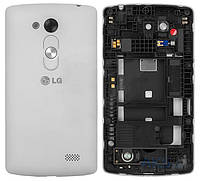Корпус LG D290 L Fino / D295 L Fino Dual Original White (с разборки)